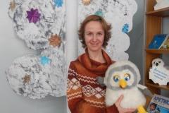 Встреча с Екатериной Панфиловой - писательницей, автором книг для детей