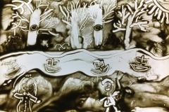 стихотворение Сергея Михалкова   Кораблики  рисовали Шурыгина Вера, Королева Станислава