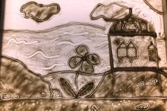 Рисовала Рыбка Арина