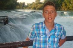 Агаев Руслан, ученик 8 «Б» класса СОШ №8 – победитель конкурса в номинации «Мой литературный герой»