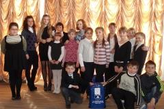 победители конкурса на празднике в г. Мурманске