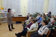 2017 г. Встреча с детской писательницей и поэтессой Наталией Волковой