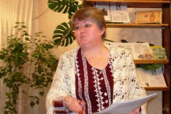 Большакова Н., писатель - на Масловских чтениях