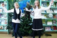 Софья Степаненко, Ольга Фишер, 5 шк 5б кл., победители номинации «Лето с книгой», детская экологическая библиотека