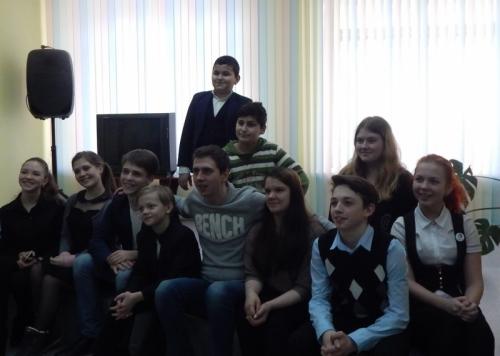 Тарас Белоусов – старший преподаватель ГИТИСа ведет мастер-класс